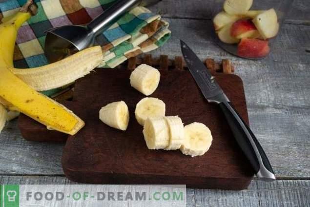 Nutritious Banana Smoothie