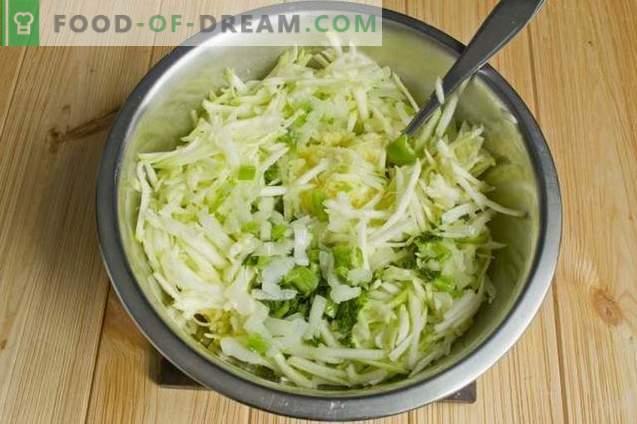 Crêpes de pommes de terre aux courgettes