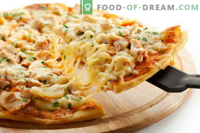 Top 10 Pizza Fillings at Home (Recipes)