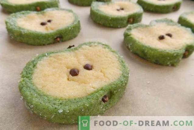 Green Apple Shortbread