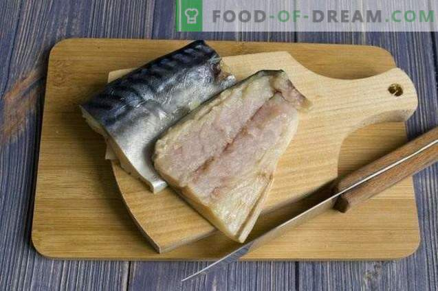 How to pickle mackerel at home?