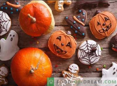 Halloween Festive Table - 6 recipes for a holiday