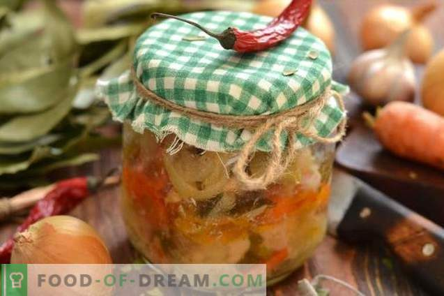 Chicken stew in the oven