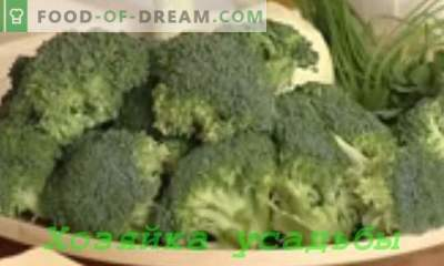 Cooking Broccoli Cabbage Dishes