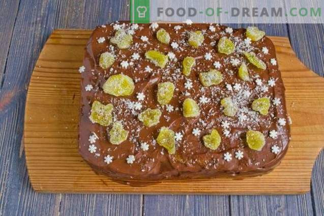 Homemade Cake Without Flour