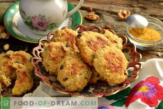 Homemade cookies in a hurry