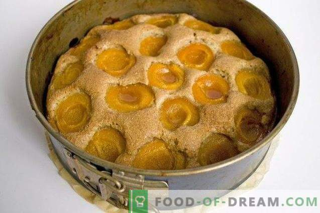 Austrian Apricot Pie
