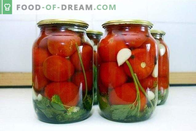 Best Pickled Tomatoes