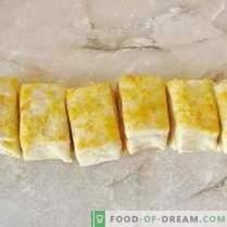 Citrus bread with creamy-lemon icing