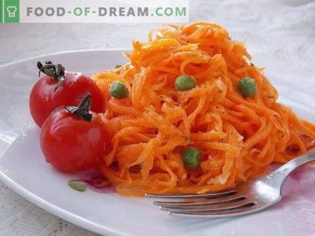 Delicious Korean Carrot