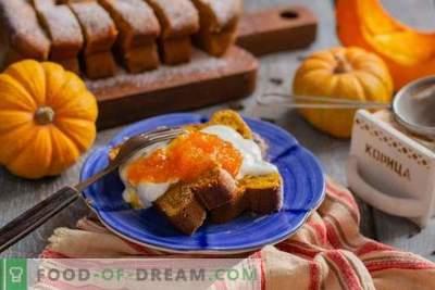 Pumpkin Cinnamon Casserole - Healthy and Tasty Dessert