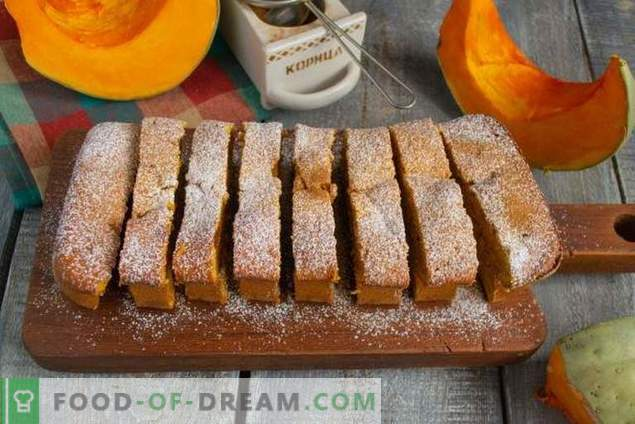 Pumpkin Cinnamon Casserole - Healthy and Tasty Dessert