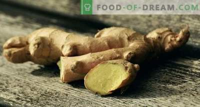 Useful Properties of Ginger