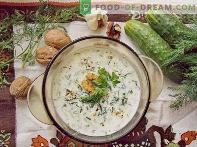 Cold Soup - Tarator