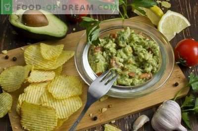 Guacamole - Avocado Sauce