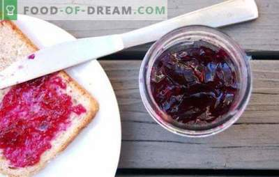 Jelly from grapes - you will not pull away your ears! Cooking and preserving grape jelly