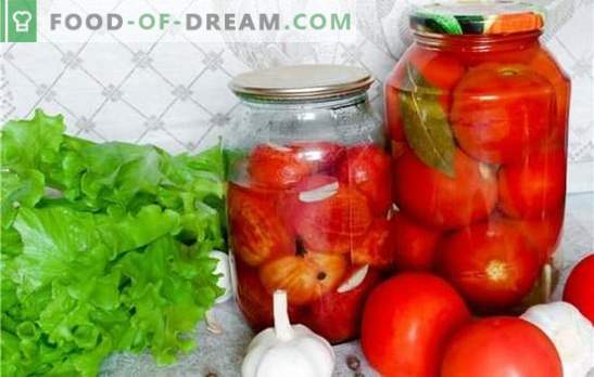 It is most useful to roll tomatoes for the winter without vinegar. The best recipes for making fragrant homemade tomatoes for the winter without vinegar