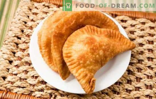 Yeast pasties - they are so soft! Recipes simple and unusual yeast pasties with different fillings