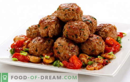 Ground beef patties are a simple dish  Recipes for juicy