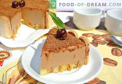 Suflet do ciasta - najlepsze przepisy. Jak szybko i smacznie ugotować ciasto sufletowe.