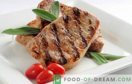 How to make soft pork chops: classic and original. The secret of the pork chops in the pan