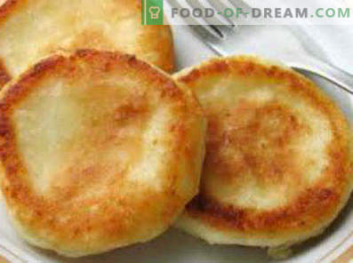 Recipes for pancakes with sour milk, fluffy pancakes from sour milk