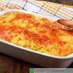 Pasta with minced meat and cheese in the oven - a simple dinner option. Diverse vegetables pasta dishes with minced meat and cheese in the oven