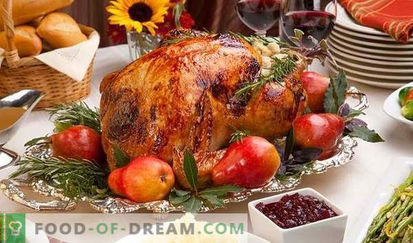 Chicken on the festive table: recipes for delicious chicken dishes for the holiday