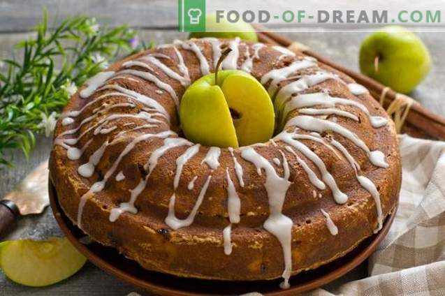Apple Charlotte - a pie for all occasions