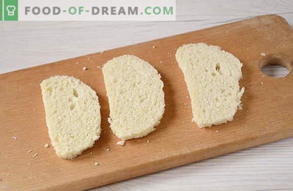 Snelle snackbroodjes met worst en kaas. Dit heb je niet geprobeerd!