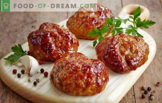 How to cook fluffy cutlets for the joy of loved ones? Secrets and recipes for delicious and lush minced meat patties: with vegetables, cheese, etc.