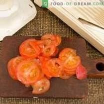Salad for shashlik - homemade picnic preparation