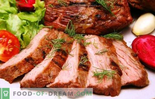 Baked meat in a slow cooker is juicy! How to bake meat in a slow cooker: pork, beef, lamb, chicken
