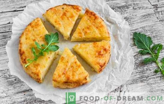 The pearl of Spanish cuisine is Spanish tortilla. Discover the secrets of cooking Spanish tortilla at home