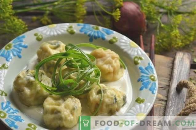 "Ravioli - Italian ""meatless dumplings"""