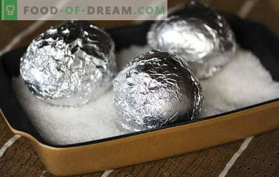 Beets in the oven in foil - bake! Recipes for cooking beets in the oven in foil, different baking options and dishes with it: delicious!