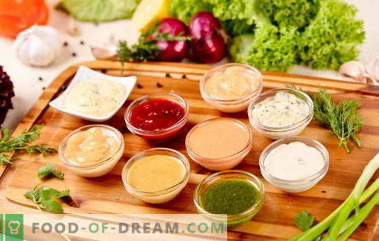 Shawarma Sauces - this is where the taste is hidden! Top 10 best shawarma sauces: spicy, fresh, savory, sweet, aromatic