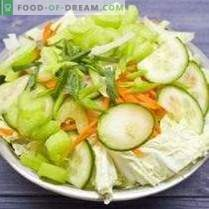 Kimchi with Chinese cabbage