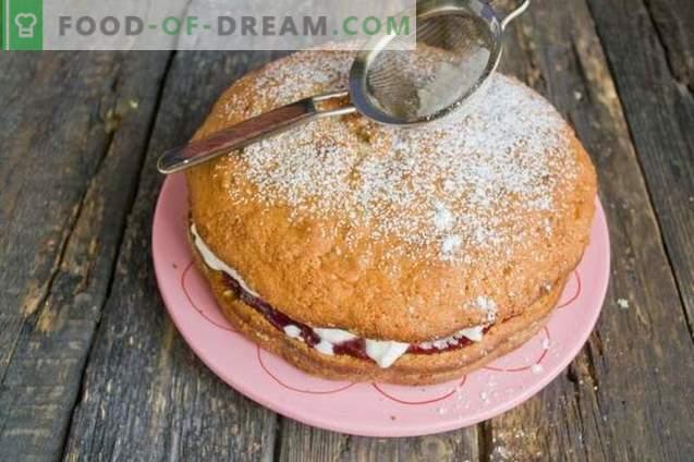 Victoria Sandwich - Royal Cake
