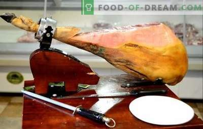 Can I cook jamon at home? Recipes and secrets of cooking jamon at home