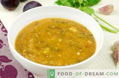 Zure saus - de beste recepten. Hoe goed en smakelijk koken zure saus.