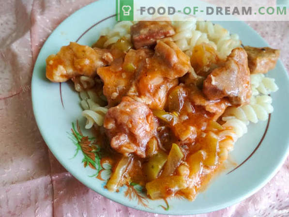 Goulash is a soup: two correct recipes of goulash and the history of the dish