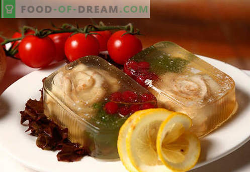 Pike perch - the best recipes. How to properly and tasty cook filler pike perch.