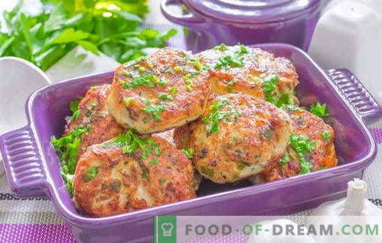 Meet the guests with turkey meatballs! Recipes for tender and hearty turkey minced meatballs with filling and gravy