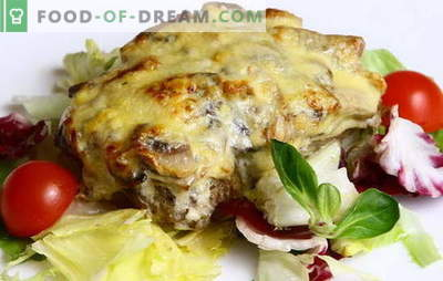 Captain-style meat is a dish with history! Various captain-style meat recipes: with potatoes, mushrooms, tomatoes, cheese