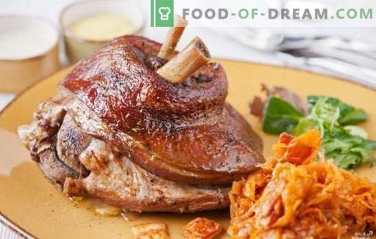 Pork knuckle in a multicooker is a meat lovers dream. The best recipes for cooking pork shank in a slow cooker