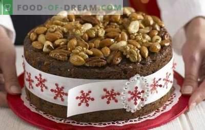 ¡Un delicioso pastel de nueces es una verdadera delicia! Recetas caseras de increíbles pasteles de nueces para todos los gustos