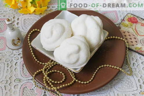 Real homemade marshmallows - delicious, airy and natural!