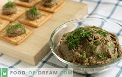 Mushroom caviar from boiled mushrooms: home canning technology. Tasty and versatile home-made boiled caviar