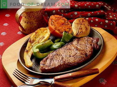 Langet - the best recipes. How to properly and tasty cook a langet.